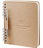 Kraft Recycled Journal