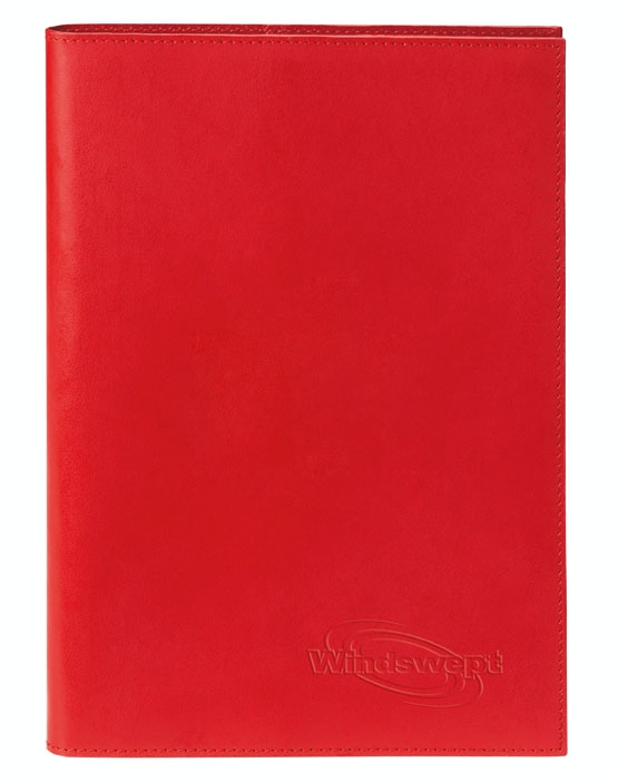 Red Leather Journals